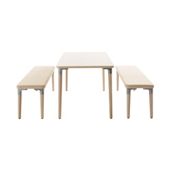 Tailor Bench TAB1200-TA120080 | Tables and benches | Karl Andersson & Söner
