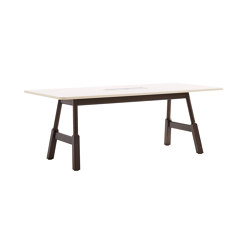 Woodwork WW1240120-h90 | Standing tables | Karl Andersson & Söner
