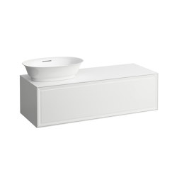 The New Classic | Drawer element | Vanity units | Laufen