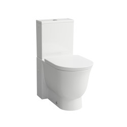 The New Classic | Floorstanding WC combi | WC | Laufen