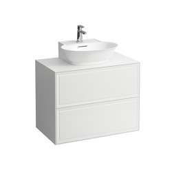The New Classic   Drawer element   Vanity units   LAUFEN BATHROOMS