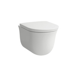 The New Classic | Wall-hung WC | WC | Laufen