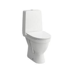 Kompas | Floorstanding WC combi | WC | Laufen