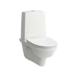Kompas   Wallhung combi WC   WC   Laufen