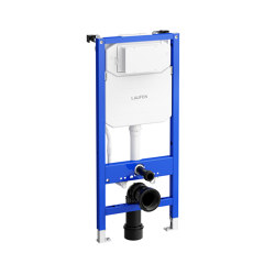 LIS | Installation system | Concealed elements | Laufen