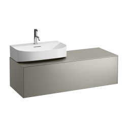 Sonar | Vanity unit | Vanity units | Laufen
