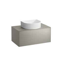 Sonar | Vanity unit | Mobili lavabo | Laufen