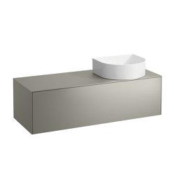 Sonar | Vanity unit | Armarios lavabo | Laufen