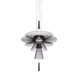 Gravity | Pendant Lamp | Origin Black | Suspended lights | Forestier