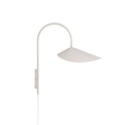 Arum Wall Lamp - Beige | Wall lights | ferm LIVING