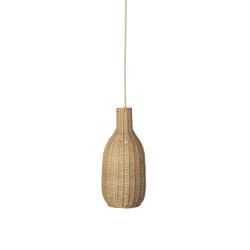Braided Lampshade – Bottle | Pendelleuchten | ferm LIVING