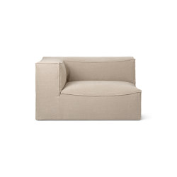 Catena Sofa - Arm Rest Module (Left) | Armchairs | ferm LIVING