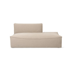 Catena Sofa - Open End Module (Right) | Chaise longues | ferm LIVING