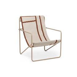 Desert Chair - Cashmere/Shape | Sillones | ferm LIVING