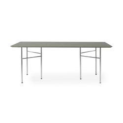 Mingle Rectangular Table Top 210 cm - Tarkett | Tables de repas | ferm LIVING
