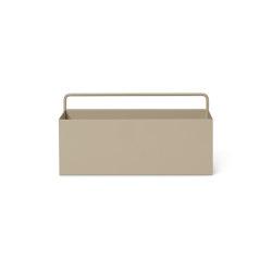 Plant Box - Wall Box - Rectangle | Behälter / Boxen | ferm LIVING