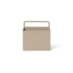 Plant Box - Wall Box - Square | Storage boxes | ferm LIVING