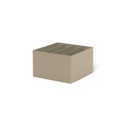 Plant Box Divider - Cashmere | Storage boxes | ferm LIVING
