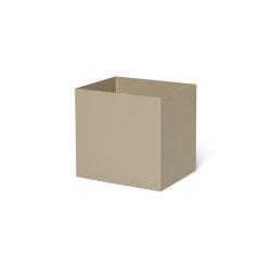 Plant Box Pot - Cashmere | Storage boxes | ferm LIVING