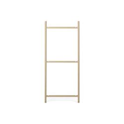 Punctual Shelving System - Ladder 3 - Cashmere | Estantería | ferm LIVING