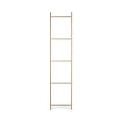 Punctual Shelving System - Ladder 5 - Cashmere | Shelving | ferm LIVING