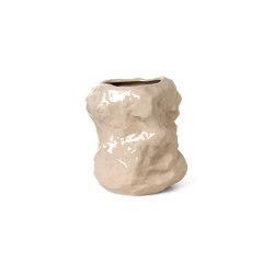 Tuck Vase - Cashmere | Floreros | ferm LIVING