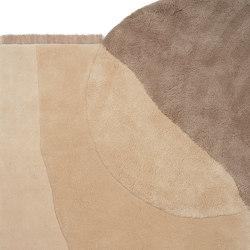 View Tufted Rug - Beige | Formatteppiche | ferm LIVING