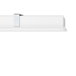 MILUM recessed lamps with acrylic glass diffuser opal | Plafonniers encastrés | RIBAG
