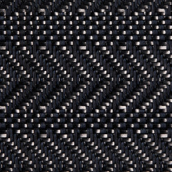 A-2693 | Black | Tessuti decorative | Naturtex