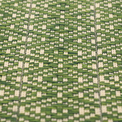 Diamond | Green | Rugs | Naturtex