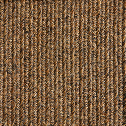 Sisal Soutage | Brown | Rugs | Naturtex