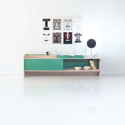 Euclide | Sideboards / Kommoden | Paola Lenti