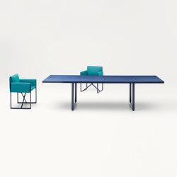 Portofino Indoor | Dining tables | Paola Lenti
