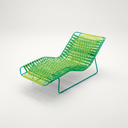 Telar   Chaise longue   Sun loungers   Paola Lenti