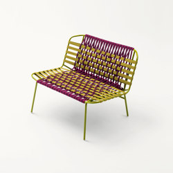 Telar | Lounge chair | Sillones | Paola Lenti