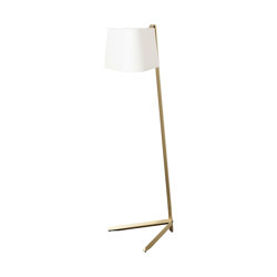 COUTURE NEW FL | Free-standing lights | Contardi Lighting