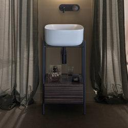Diva | Vanity units | Scarabeo Ceramiche