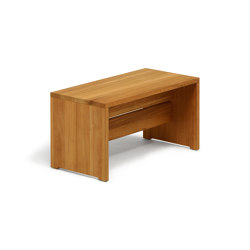 Cabin Side Table 80 x 40 | Tables d'appoint | Weishäupl