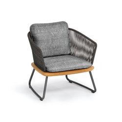 Denia Armchair | Armchairs | Weishäupl