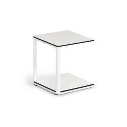 Minu Side Table 40 x 40, HPL | Side tables | Weishäupl