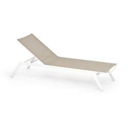 Minu Sun Lounger Custom | Sonnenliegen / Liegestühle | Weishäupl