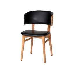 Leander chair | Sedie | Lambert