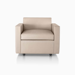 Bevel Club Chair | Poltrone | Herman Miller