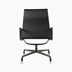 Eames Aluminum Group Lounge Chair and Ottoman Outdoor | Poltrone | Herman Miller