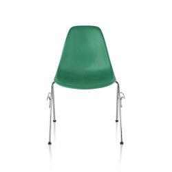 Eames Molded Plastic Stacking Chairs | Sedie | Herman Miller