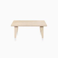 Eames Rectangular Coffee Table | Couchtische | Herman Miller