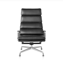 Eames Soft Pad Lounge Chair | Armchairs | Herman Miller