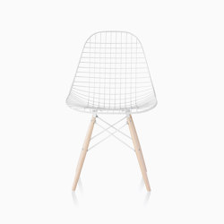 Eames Wire Chair | Chairs | Herman Miller