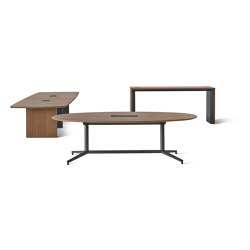 Headway Conference Table–Cabinet Base | Mesas contract | Herman Miller