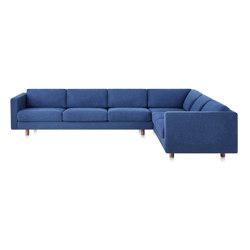 Lispenard Sectional Sofas | Sofás | Herman Miller